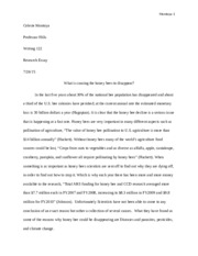 How can i make this topic more specific to write an argument/research essay for my WR122 class?