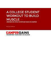 Big man on campus cheat sheet v20pdf a college student this is the end of the preview sign up to access the rest of the document malvernweather Gallery