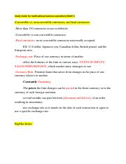 Study Guide for multinational business operations EXAM 3.docx