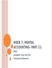 Week 7 - Mental accounting (1).pptx