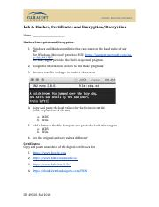 Lab 6 Hashes Cryption Certificates.docx
