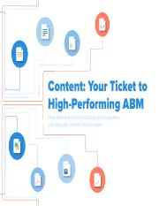 Content- Your Ticket to High-Performing ABM.pdf