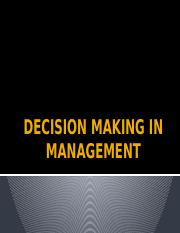 Decision making in management.pptx