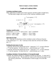 Math 115 chapter1section1 handout