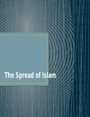 The Spread of Islam.pptx