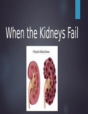 When the Kidneys Fail.pptx