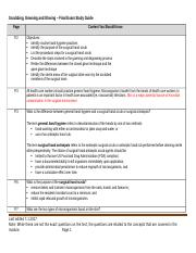 Scrubbing Gowning Gloving_Final Exam Study Guide.docx