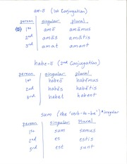 1st+_+2nd+Conjugations+_+sum+Notes