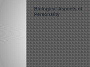 Biological_Aspects_of_Personality