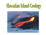 005-Hawaiian Island Geology