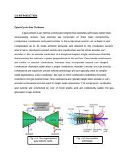 Open Cycle Gas Turbines.doc