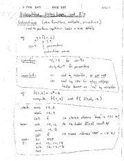 Lecture 12 Subroutines Delays and IO