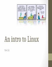 Linux Lesson 1 - An Intro to Linux.pptx
