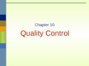 Lecture 8-Chapter 10