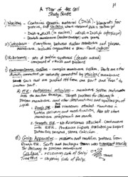 Tour of Cell Handout_study guide