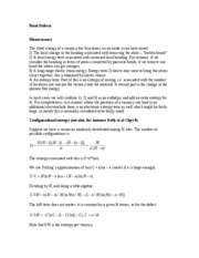 Lecture 9 Point Defects
