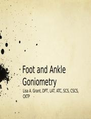 Foot Ankle Gonio.pptx