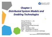 CC_1_Distributed System Models and Enabling Technologies_101_0320