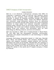 SWOT_Analysis_of_Dell_Incorporation_1