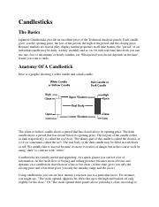 Candlesticks - The Basics (2000).pdf