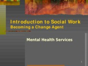 Chapter 9 Mental Health