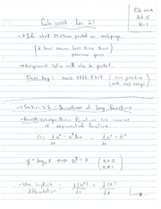 MATH19 Lecture Notes (2013) - #21