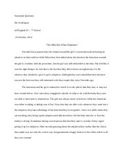 Creative Writing Essay.docx