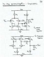 Topic 15 - Compensation - Two-Stage Opamp