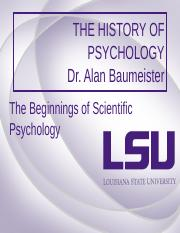 The beginings of scientific psychology.pot.ppt
