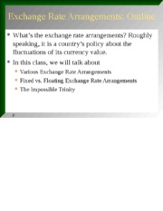 exchange+rate+arrangments+and+prediction.ppt