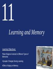 PSY4240_Lecture11_learning and memory .ppt