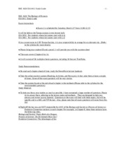 BSC1020_Spring2015_EXAM 2 Study Guide.doc