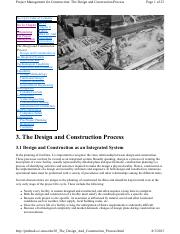 Reading 8 - The_Design_And_Construction_Process