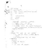 CMCL 122 notes 3