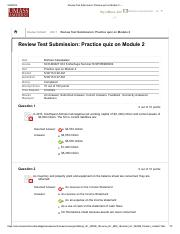 Review Test Submission - Practice quiz on Module 2.pdf