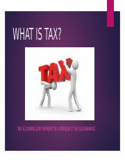 WHAT IS TAX.pptx