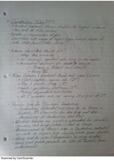 Humanities 2001 Lit Notes Canterbury Tales