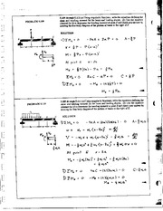 592_Mechanics Homework Mechanics of Materials Solution