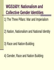 Week 7 - Nationalism and Collective Ids BB Oct 25 2017.ppt