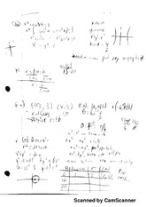 Homework on Polar Coordinates