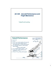 lecture 13 on Aircraft Performance and Flight Mechanics