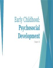 case study psychosocial development Erik erikson's stages of psychosocial development erik erikson, a  kaplan  university lifespan development case study breakdown kaplan university:.