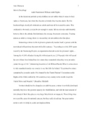 soc-Mini-Research Paper