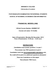 Exam_2013_Financial Modelling.pdf