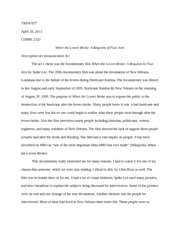 Rhetorical Theory Application paper 3