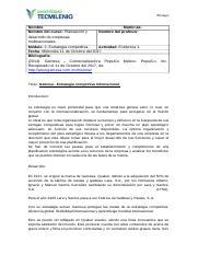 Ignacio Y Manuel Santos González Cambiando Su Denominación