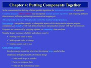Lecture 5 - Putting Components Together
