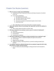 Chapter 5 Review Questions .docx