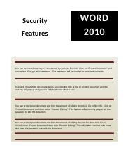 Security Features Word Doc DB.docx