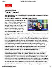 Alibaba_Listing_ShareholderRights_OutOfControl_TheEconomist_sept_2014.pdf